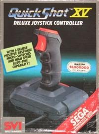 Spectravideo QuickShot XV: Deluxe Joystick Controller Box Art