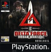 Delta Force: Urban Warfare Box Art