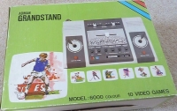 Adman Grandstand 6000 Colour Box Art