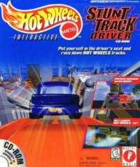 Hot Wheels: Stunt Track Driver Box Art
