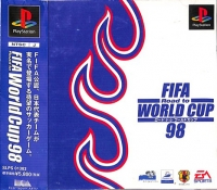 FIFA Road to World Cup 98 Box Art
