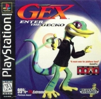 Gex: Enter the Gecko Box Art