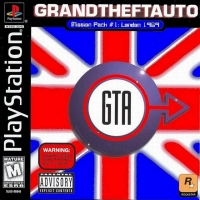 Grand Theft Auto: Mission Pack #1 - London 1969 Box Art