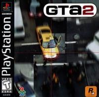 Grand Theft Auto 2 Box Art