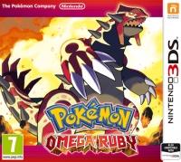 Pokémon: Omega Ruby Box Art