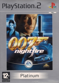 007: Nightfire - Platinum [NL] Box Art