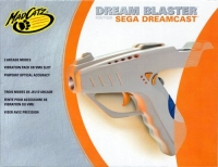 Mad Catz Dream Blaster for/pour Dreamcast [NA] Box Art