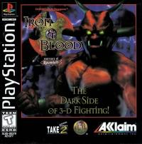 Advanced Dungeons & Dragons: Iron & Blood - Warriors of Ravenloft Box Art