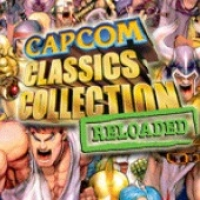 Capcom Classics Collection: Reloaded Box Art
