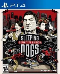 Sleeping Dogs - Definitive Edition Box Art