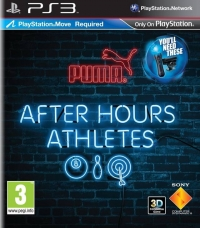 After Hours Athletes Box Art