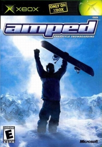 Amped: Freestyle Snowboarding Box Art