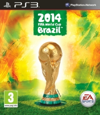 2014 FIFA World Cup Brazil Box Art