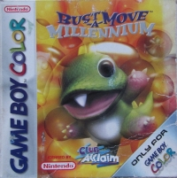 Bust-A-Move Millennium Box Art