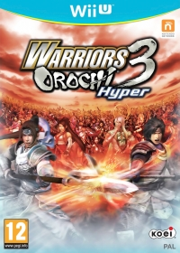 Warriors Orochi 3 Hyper Box Art