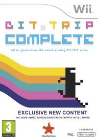 Bit.Trip Complete Box Art