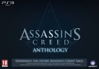 Assassin's Creed Anthology Box Art