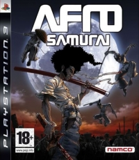 Afro Samurai Box Art