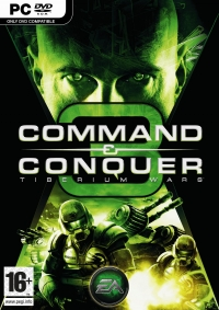 Command & Conquer 3: Tiberium Wars Box Art