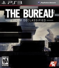 Bureau, The: XCOM Declassified Box Art