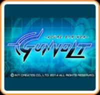 Azure Striker Gunvolt Box Art
