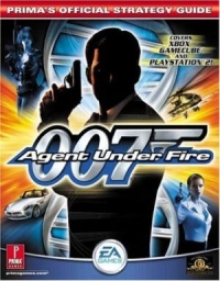 007: Agent Under Fire - Prima's Official Strategy Guide Box Art