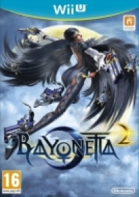 Bayonetta 2 [NL] Box Art