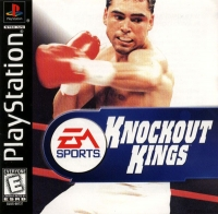 Knockout Kings Box Art