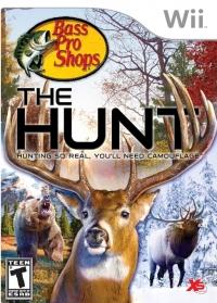 Bass Pro Shops: The Hunt Box Art