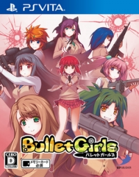Bullet Girls Box Art