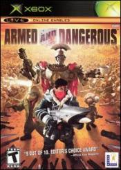 Armed and Dangerous Box Art
