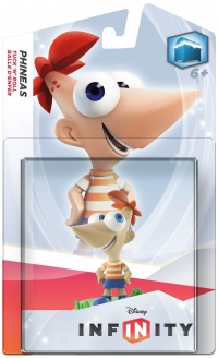 Phineas - Disney Infinity [NA] Box Art