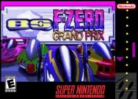 BS F-Zero Grand Prix Box Art