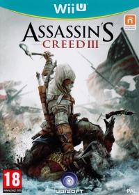 Assassin's Creed III [NL][FR] Box Art