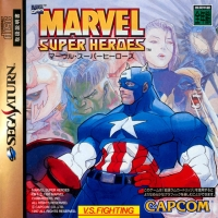 Marvel Super Heroes Box Art
