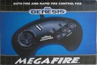 Sega MegaFire [NA] Box Art