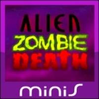 Alien Zombie Death Box Art