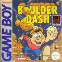 Boulder Dash Box Art