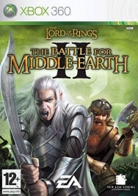 Lord of the Rings, The: The Battle for Middle Earth II [NL] Box Art