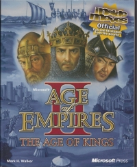 Age of Empires II: The Age of Kings - Inside Moves Box Art