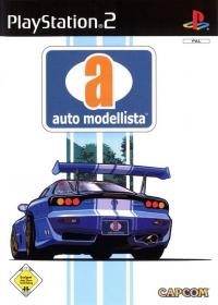 Auto Modellista Box Art
