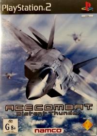 Ace Combat: Distant Thunder Box Art