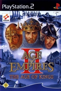 Age of Empires II: The Age of Kings Box Art