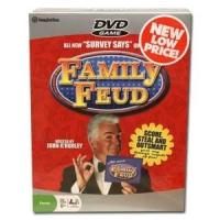 Family Feud (DVD) Box Art