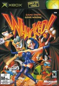 Whacked! Box Art
