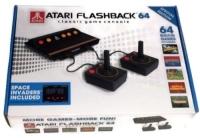 Atari Flashback 64 Box Art
