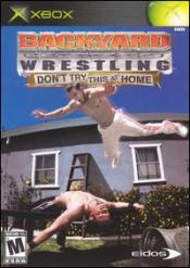 Backyard Wrestling: Don't Try This at Home Box Art