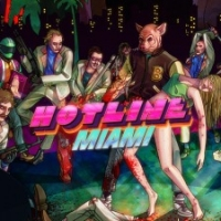 Hotline Miami Box Art