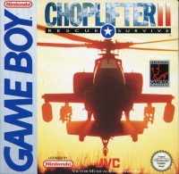 Choplifter II [DE] Box Art