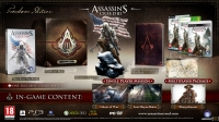 Assassin's Creed III - Freedom Edition Box Art